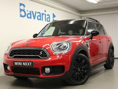 brugt Mini Countryman SE ALL4 Connected Navigation Experience Komfortöppning