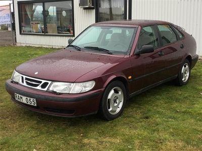 begagnad Saab 9-3 S 5D 2,0 LPT*Lågmil* -99