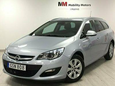 begagnad Opel Astra Sports Tourer 1.4 Turbo Euro 6 140hk