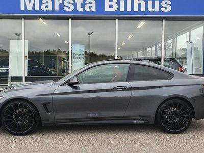 begagnad BMW 428 i Coupé Performance M Sport 2014, Sportkupé 234 900 kr