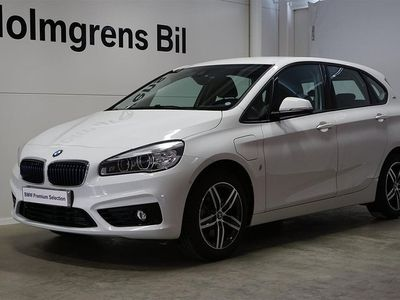 begagnad BMW 225 Active Tourer xe xe Hybrid \ Navi \ Backkamera \ HiFi