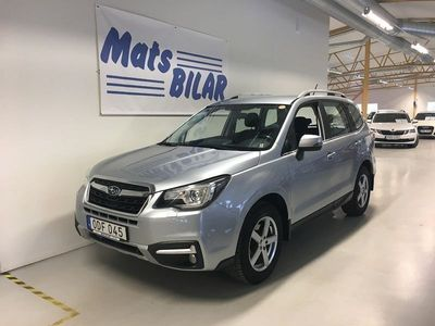 begagnad Subaru Forester 2.0D Xs Aut