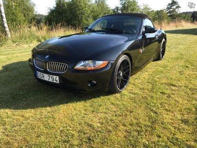 used BMW Z4 3.0i -04
