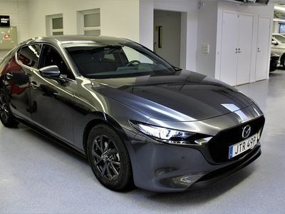 begagnad Mazda 3 Sport 2.0 M-HYBRID TECH PACK BOSE