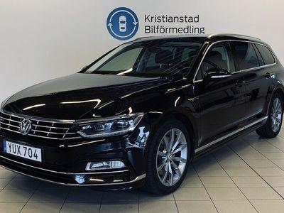 begagnad VW Passat Variant 2.0 TDI 4Motion Aut Executive 240hk