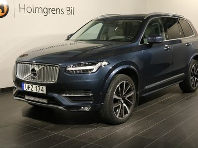 usado Volvo XC90 T6 AWD Geartronic Inscription