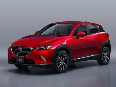 begagnad Mazda CX-3 2.0 120hk, 6aut 2WD Optimum
