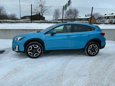 begagnad Subaru XV 2,0 e-Boxer 4WD Summit