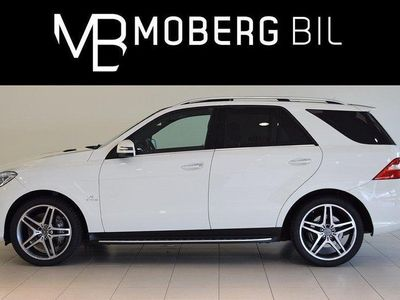 begagnad Mercedes ML63 AMG AMG 4M 525hk H/K PANORAMA