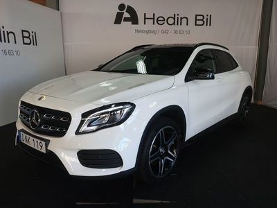 gebraucht Mercedes GLA200 7G-DCT AMG-Line