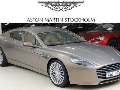 begagnad Aston Martin Rapide S V12 560hk -15