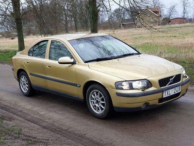 begagnad Volvo S60 2.4 Business 170hk