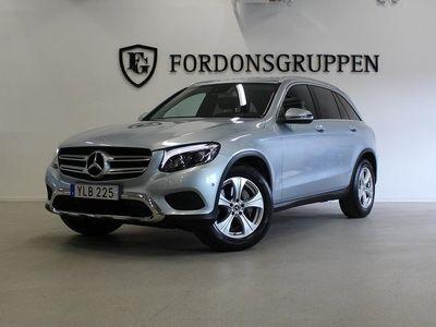 begagnad Mercedes GLC220 d 4MATIC 9G-Tronic Euro