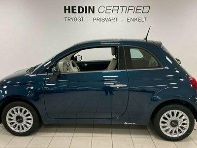 begagnad Fiat 500 Fiat 500 1.2 Manuell