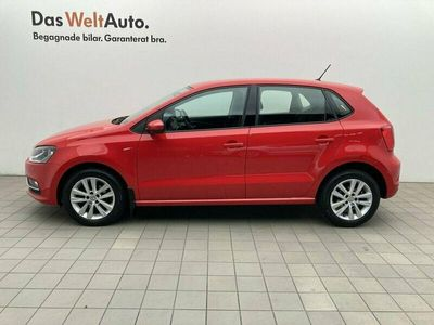 begagnad VW Polo 1.2 TSI 90HK MASTERS