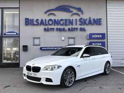 begagnad BMW M550 d xDrive Steptronic, (381hk) M-Sport -16
