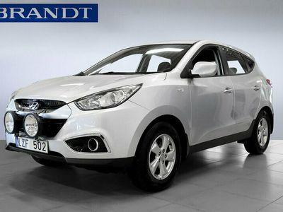 begagnad Hyundai ix35 2.0 CRDi