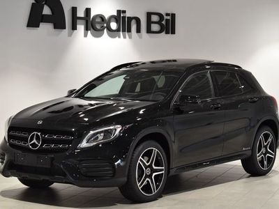 begagnad Mercedes GLA250 4MATIC // AMG-Line // Backkamera