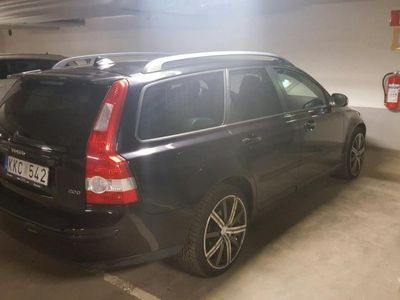 begagnad Volvo V50 2.0D (136hk) Momentum -07