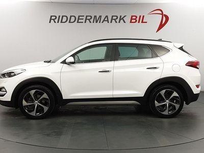 begagnad Hyundai Tucson 1.6 T-GDI PREMUM 4WD EU6/177hk