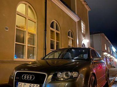 begagnad Audi RS4 4.2 V8 420hk Svensksåld (SÅLD)