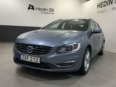 begagnad Volvo V60 D5 AWD Twin Engine Momentum