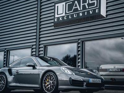 begagnad Porsche 911 Turbo S 991 3.8 PDK 2014, Personbil 1 150 000 kr