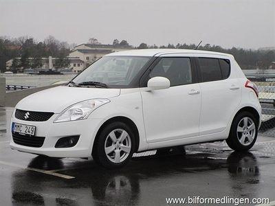begagnad Suzuki Swift 1.2 5dr GLX 2013, Halvkombi 64 900 kr