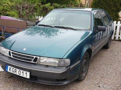 used Saab 9000 avställd. Går bra -95