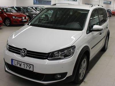 begagnad VW Touran Cross