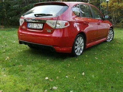 begagnad Subaru Impreza 2.0 D Active 4WD