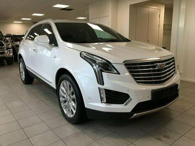 begagnad Cadillac XT5 Platinum 3,6L AT8 AWD 2018, SUV 435 000 kr
