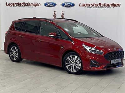 begagnad Ford S-MAX 2.0 EcoBlue Automat 7-sits 190hk ST-Line