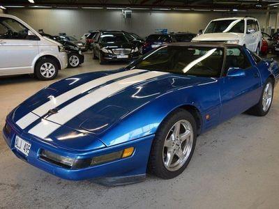 gebraucht Chevrolet Corvette 5.7 V8 305hk Manuell -92