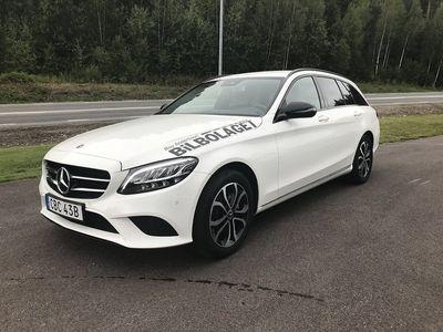 begagnad Mercedes 200 C-KlassT 160hk