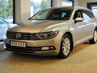 begagnad VW Passat 2.0 TDI BlueMotion DSG Euro 6 150hk