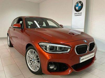begagnad BMW 118 i 5-dörrars / M-Sport / Helläder / PDC