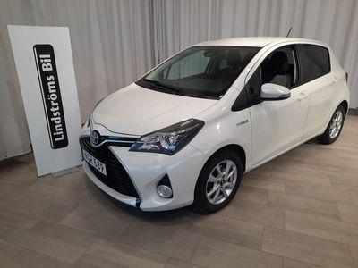 begagnad Toyota Yaris Hybrid Elhybrid Edition Feel
