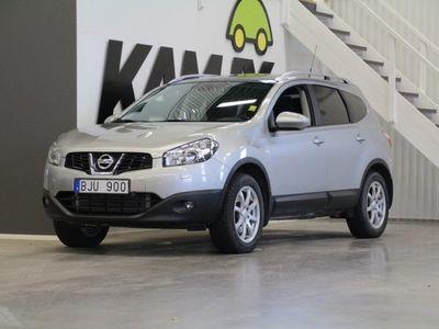 begagnad Nissan Qashqai +2 Qashqai 2 2.0 dCi | 4x4 | Tekna | | 7-Sits | Drag | M-Värm 2011, SUV 79 800 kr