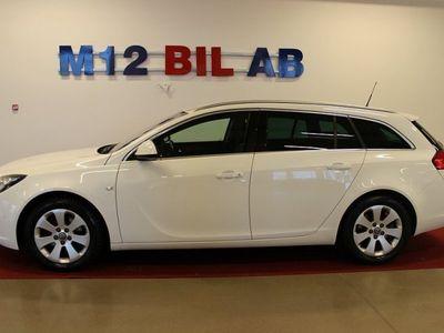 begagnad Opel Insignia 2,0 CDTI SPORT AUT NYBESIKT NYS -10
