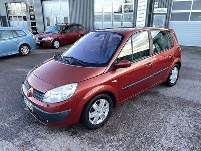 begagnad Renault Scénic 1.6 112hk*Lågmil*Ny Bes*Pan*