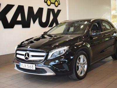 begagnad Mercedes GLA200 CDI 4M 4MATIC 7G-DCT | 136 hk | Backkamera | SoV |