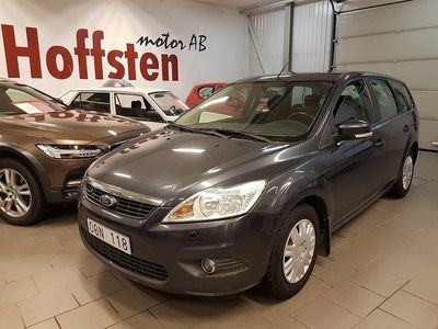 begagnad Ford Focus 1.8 Duratec Flexifuel 125hk