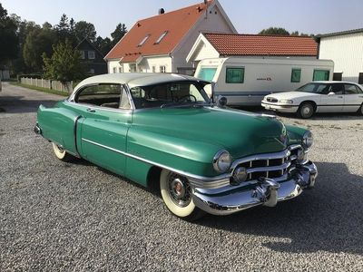 begagnad Cadillac Coupé DeVille SIXTY - TWO COUPE`