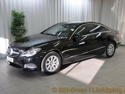brugt Mercedes 200 E-KLASSCoupé 183hk