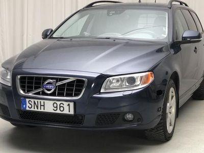 begagnad Volvo V70 II T4F 2012, Kombi 110 000 kr