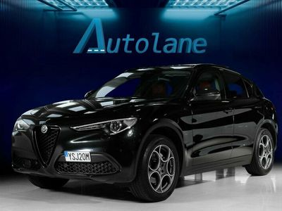 begagnad Alfa Romeo Stelvio 2.0 TBI Q4 Eu6 200hk ENDAST 1656:-/mån