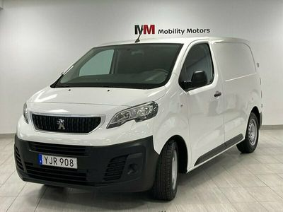 begagnad Peugeot Expert Skåpbil 1.6 BlueHDi Euro 6 2017, Transportbil Pris 174 900 kr