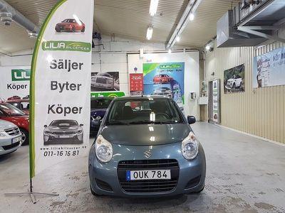 begagnad Suzuki Alto 1,0,lågmilare,Räntefritt -09