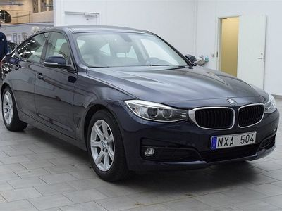 begagnad BMW 320 Gran Turismo d F34 184hk NYSERVAD / SKINN